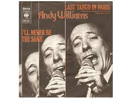 Andy Williams - Last Tango In Paris