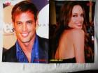 Angelina Jolie, William Levy, Chaning Tatum, Chad Micha
