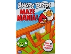Angry birds maze mania ! Maze  Activity Book