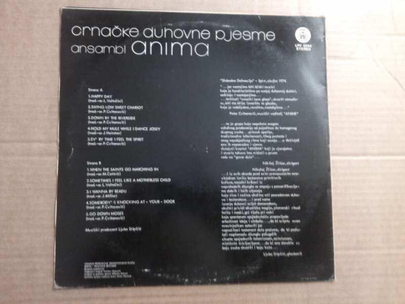 Anima (8) - Negro Spirituals