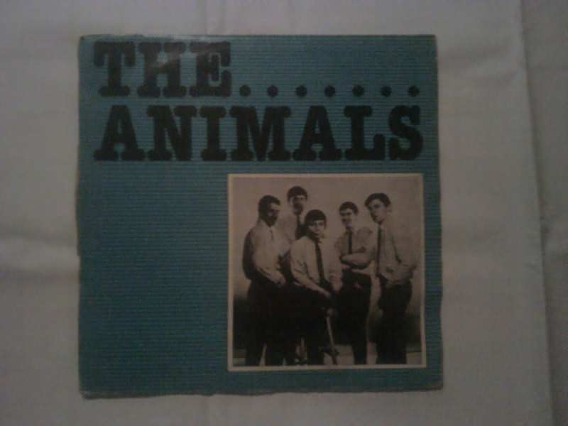 Animals, The - Eric Burdon And The Animals