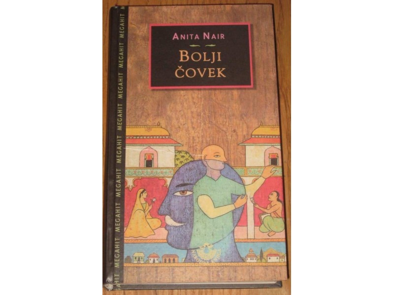 Anita Nair - Bolji Covek