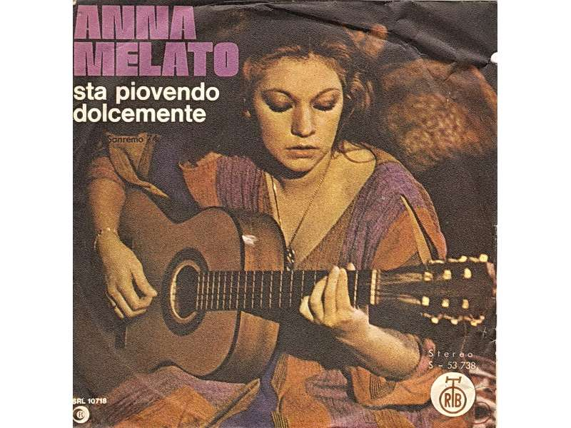 Anna Melato - Sta Piovendo Dolcemento
