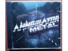 Annihilator - Metal (2007) 2 CD Album + Kompilacija