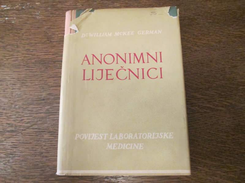 Anonimni lijecnici - William McKee