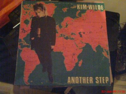 Another Step Kim Wilde