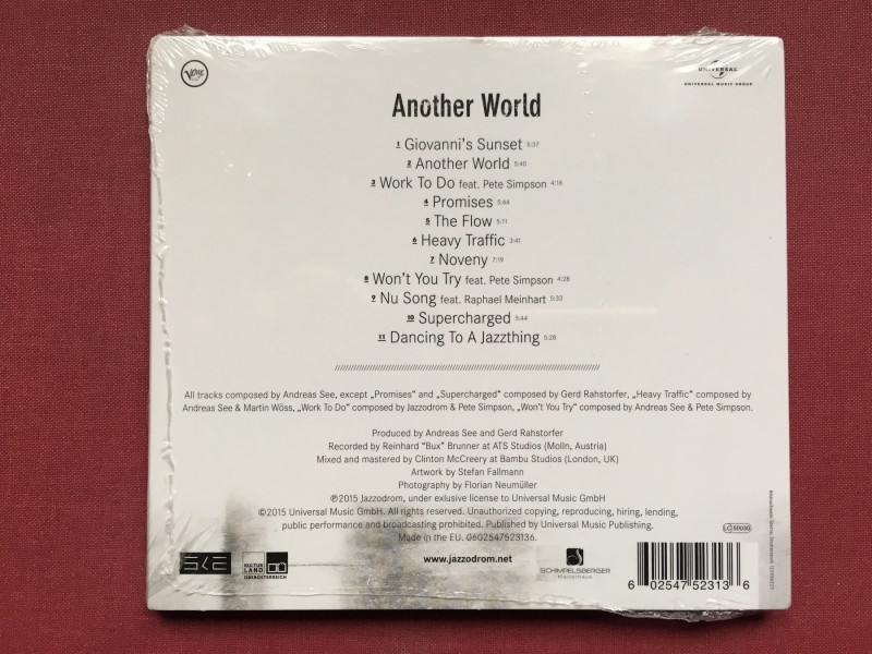 Another World - ANOTHER WORLD   2015
