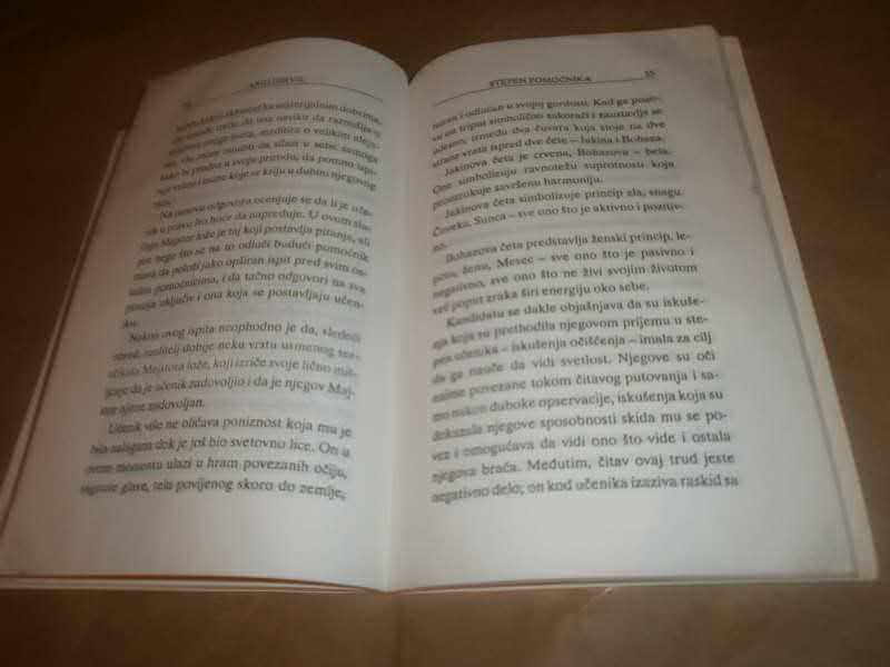 Anri Dirvil   MASONI   lose stanje knjige,kompletna