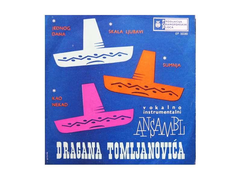 Ansambl Dragana Tomljanovića - Jednog Dana