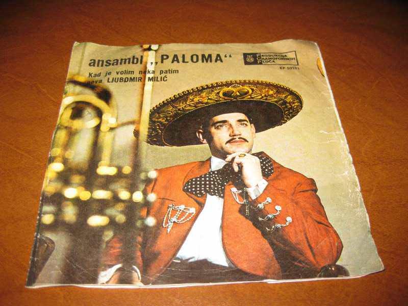 Ansambl `Paloma` - Kad Je Volim Neka Patim