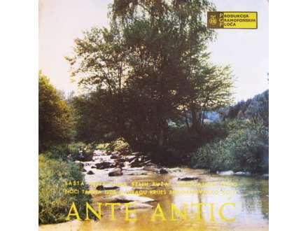 Ante Antić - Bašta Moja Puna Belih Ruža