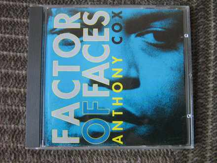 Anthony Cox - Factor Faces