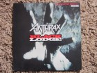 Anthrax ‎– Black Lodge (Vinyl, 10`, EP,Limited Edition)