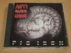 Anti-Nowhere League – Pig Iron (CD), GERMANY