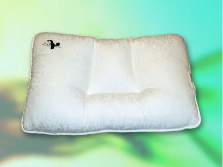 Antialergijski Panda jastuk 60 x 45 cm + POSTARINA