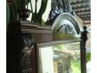 Antikvitetno veliko Vintage Ogledalo
