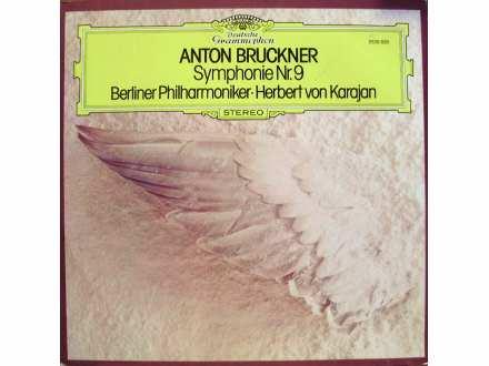 Anton Bruckner, Berliner Philharmoniker, Herbert Von Karajan - Symphonie Nr. 9