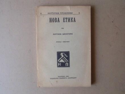 Anton Menger - NOVA ETIKA