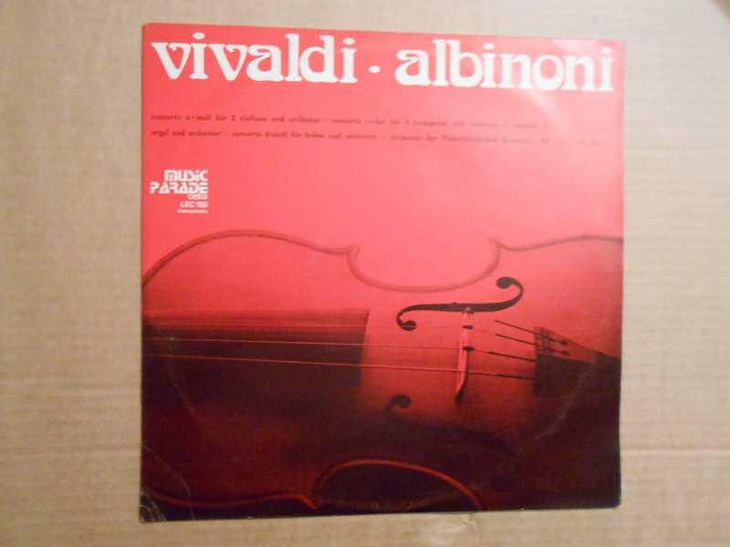 Antonio Vivaldi, Virtuosi di Roma - Works by Vivaldi
