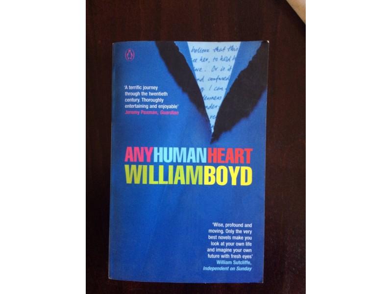 Any Human Heart  William Boyd
