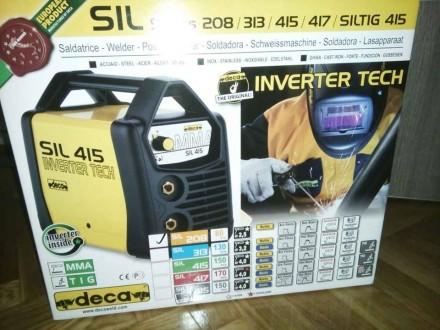 Aparat za varenje SIL 208