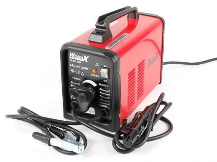 Aparat za zavarivanje el.lučni W-SG 160 Womax