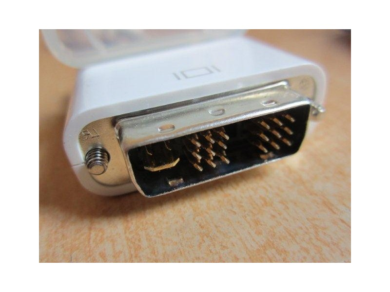 Apple adapter - DVI to VGA Display Video Adapter
