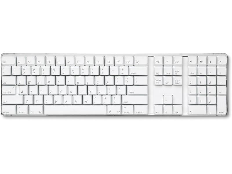 Apple tastatura A1048 bela, qwerty, srpski fontovi !!!