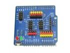 Arduino Leonardo2560UNO ekspanziona ploča expansion shi