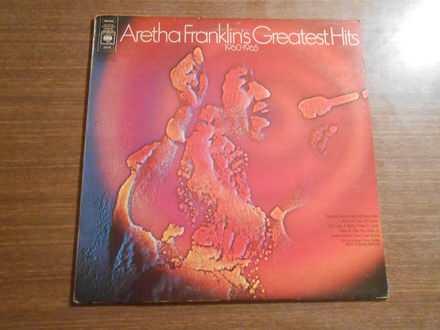 Aretha Franklin - Aretha Franklin`s Greatest Hits 1960-1965