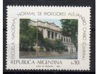 Argentina,Učiteljski univerzitet 1984.,čisto