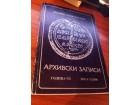 Arhivski zapisi državni arhiv Crne Gore