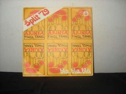 Arinka & Tingl-Tangl - Bla, Bla, Bla / Ima Šanse, Nema Šanse