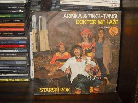 Arinka & Tingl-Tangl - Doktor Me Laže / Istarski Rock