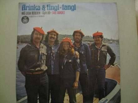 Arinka & Tingl-Tangl - Naš Dida Berekin / Sivi Sokole