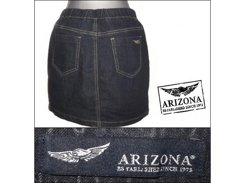 Arizona teksas suknjica