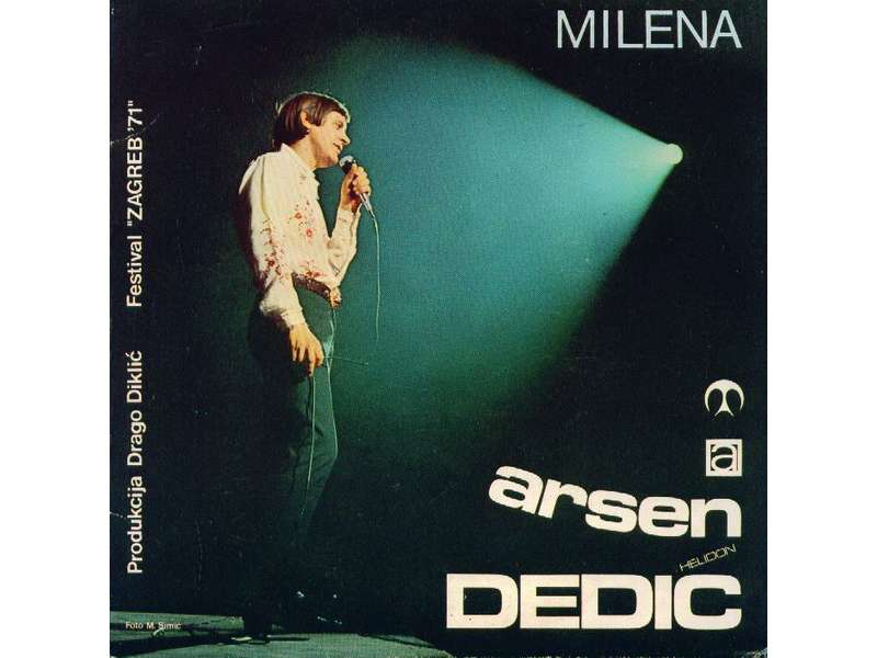 Arsen Dedić - Milena