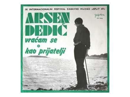Arsen Dedić - Vraćam Se