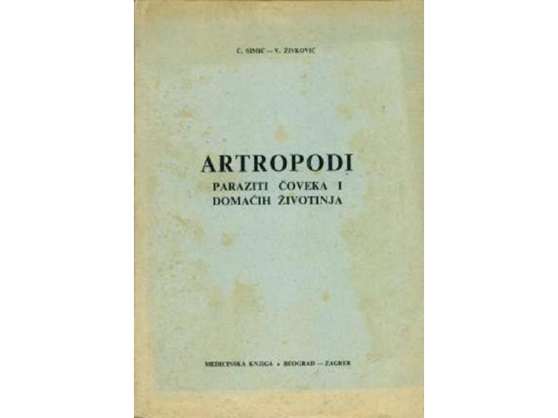 Artropodi - Paraziti Čoveka i Domaćih Životinja