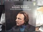 Arturo Benedetti Michelangeli - Claude Debussy Preludes Volume 1