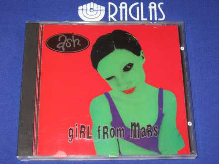 Ash - Girl From Mars