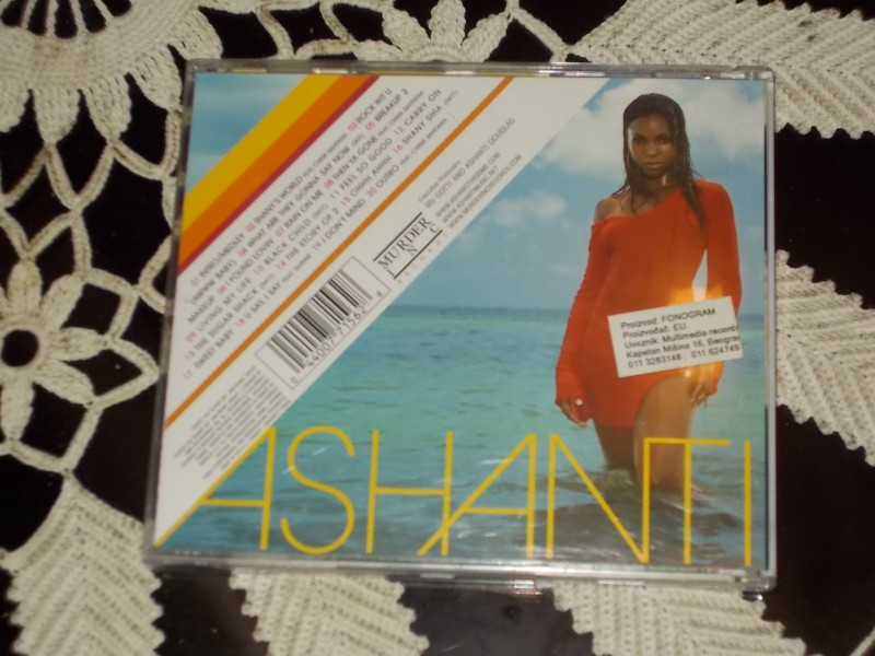 Ashanti - Chapter II