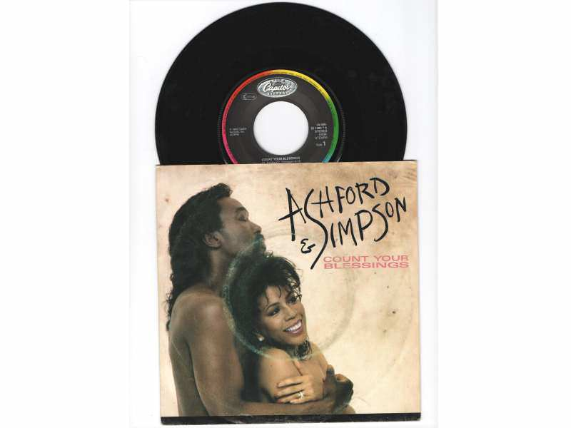 Ashford & Simpson - Count Your Blessings / Side Effect