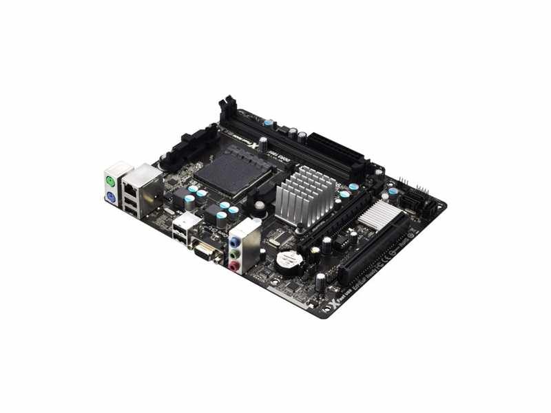 Asrock AMD AM3/AM3+ 960GM-VGS3 FX  2xDDR3 4xSATA2 GigabitLAN mATX