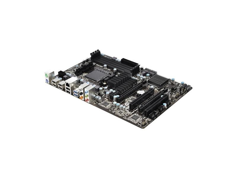 Asrock AMD AM3/AM3+ 970 Pro3 R2.0 - NOVO ISPRAVNO nedostaje limčić/maskica