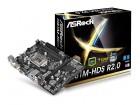 Asrock Intel 1150 H81M-HDS R2.0 , 2xDDR3, GLAN, USB3.0, VGA, DVI, HDMI, mATX