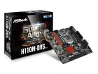 Asrock Intel 1151 H110M-DVS R3.0 DDR4 DVI-D VGA USB3.0 GLAN mATX