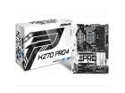Asrock Intel 1151 H270 Pro4 DDR4 VGA DVI HDMI USB3.0 TypeC ATX