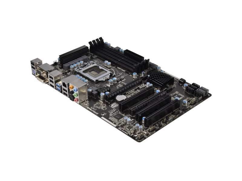 Asrock Intel 1155 H77 Pro4/MVP, 4xDDR3 1600 GLAN SATA3 USB3.0 ATX