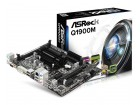 Asrock Intel Bay Trail Q1900M Intel Quad-Core J1900 (2GHz) DDR3 GLAN VGA HDMI DVI USB3.0 mATX